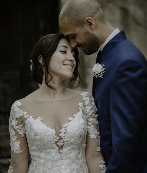 Lilia & Stefano Cover Wedding
