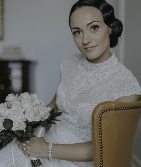 Jessica & Lamberto Cover Wedding