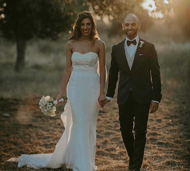 Cover Wedding Sarah & Domenico